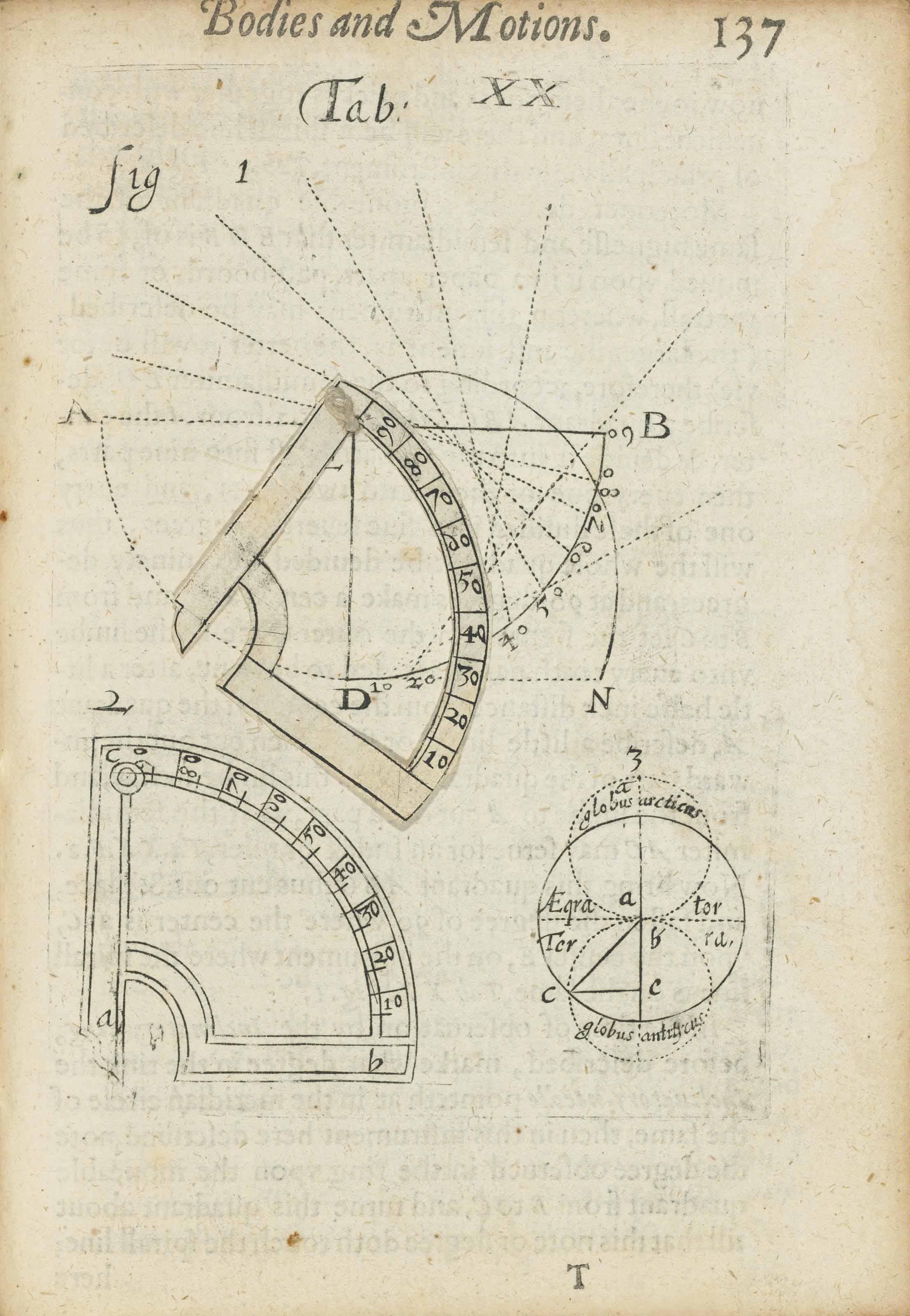 RIDLEY, Mark (1560-1624). A Sh