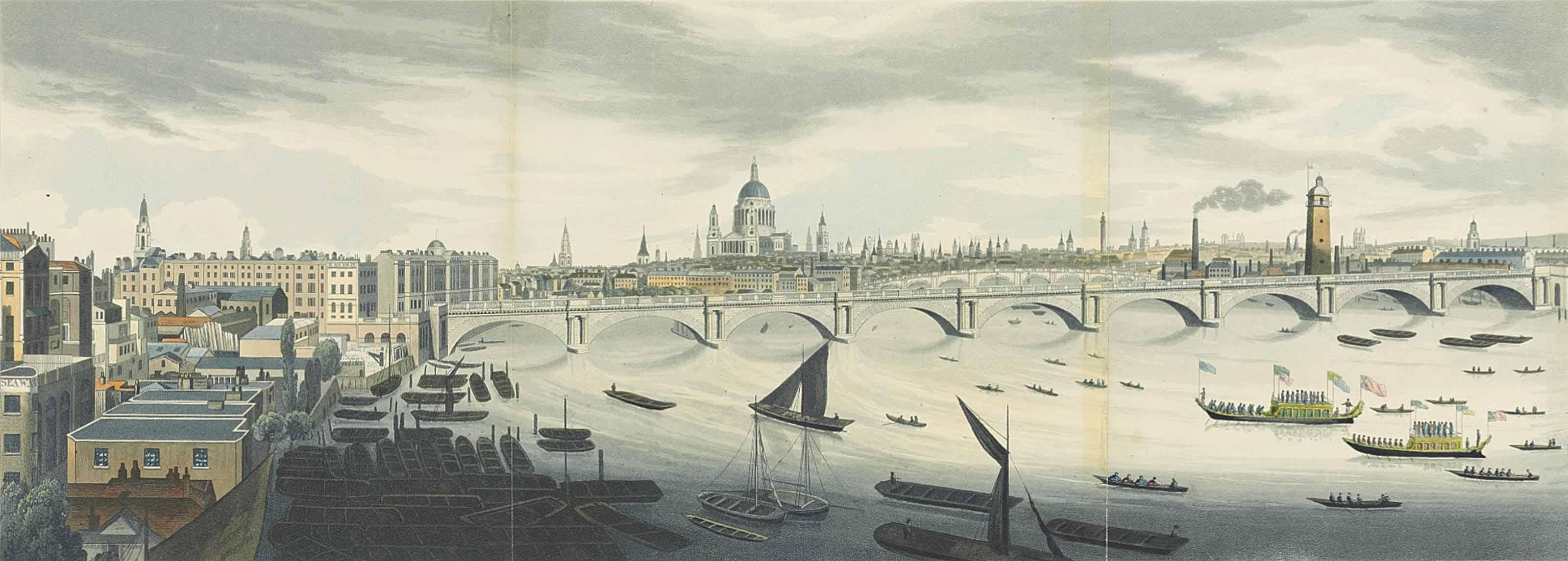 [CLARK, John Heaverside (1771-