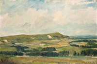 The Sussex Downs