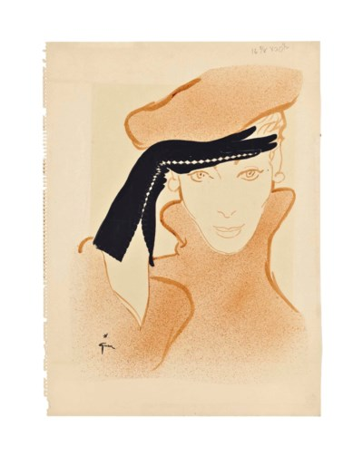 RENE GRUAU (1904-2004)