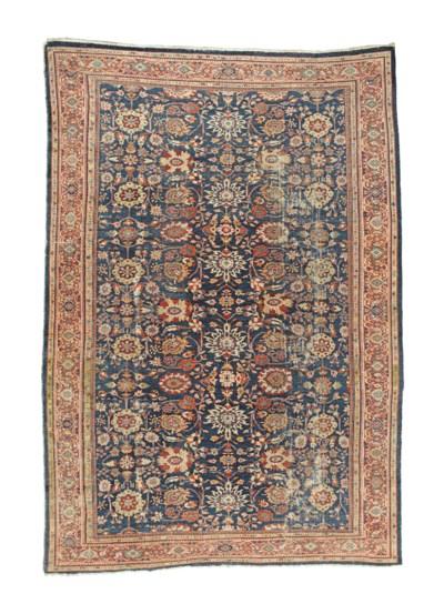 A massive Sultanabad carpet