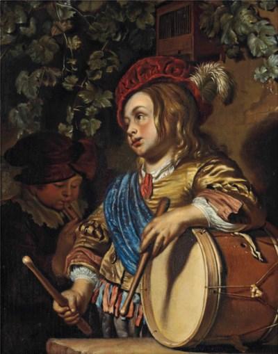 After Frans van Mieris Elder