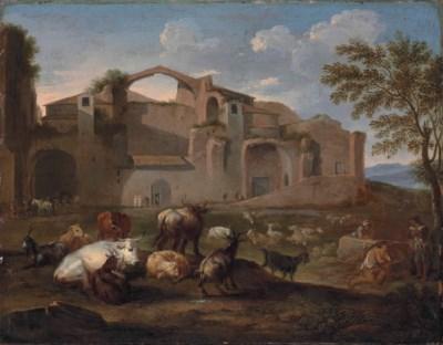 Pieter van Bloemen, called lo