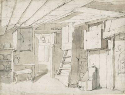 Cornelis Saftleven (Gorichem 1