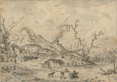 KAREL LA FARGUE (VOORBURG 1738