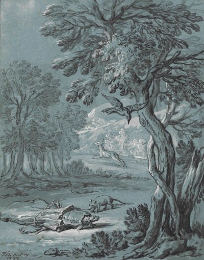 Jean-Baptiste Oudry (Paris 168