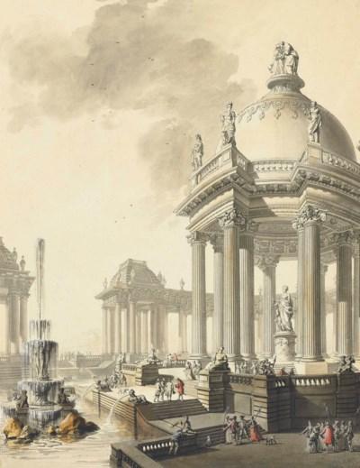 Firmin Perlin (Versailles 1747