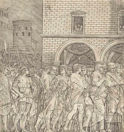 After Andrea Mantegna (1431-15