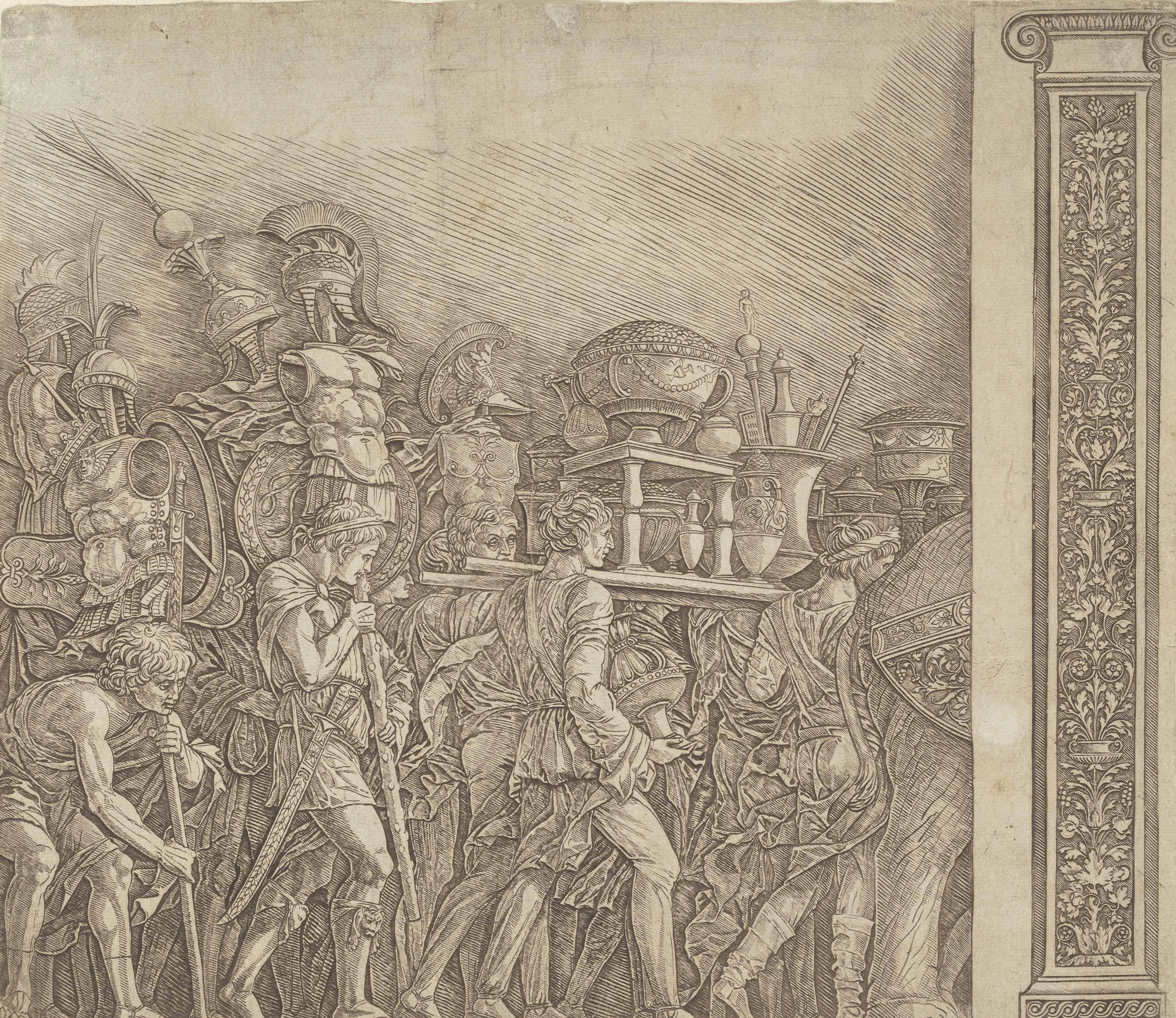 After Andrea Mantegna (1431-1503)