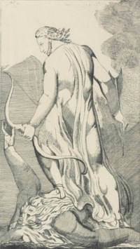 Christ trampling upon Urizen