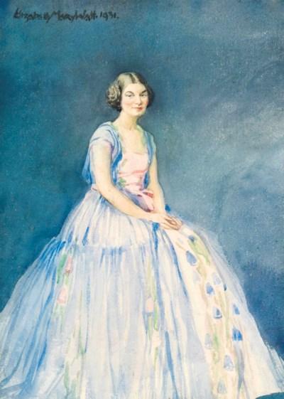 Elizabeth Mary Watt, G.S.W.A.