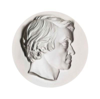 Thomas Woolner, R.A. (1825-189