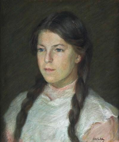 Ethel M. Isley (circa 1909)