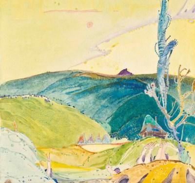 Werner Schon (German, 1893-197