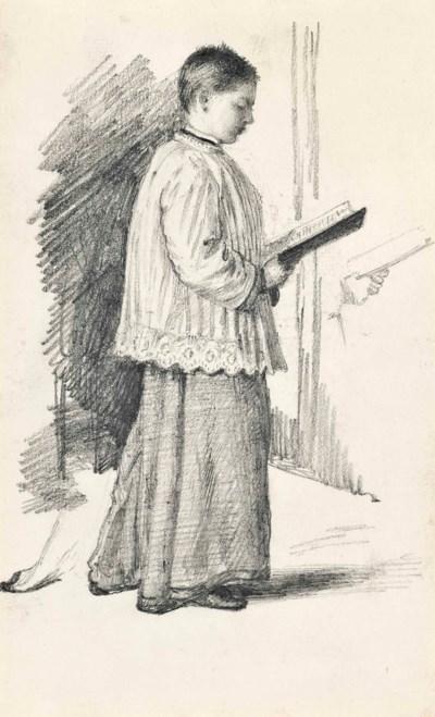 Henry Wallis, R.W.S. (1830-191