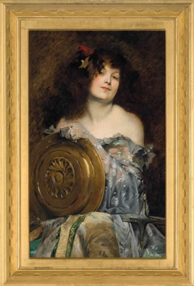 Juana Romani (1823-1897)