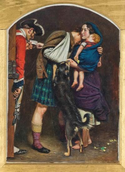 After Sir John Everett Millais