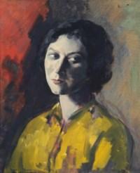 The artist's sister, Sarah