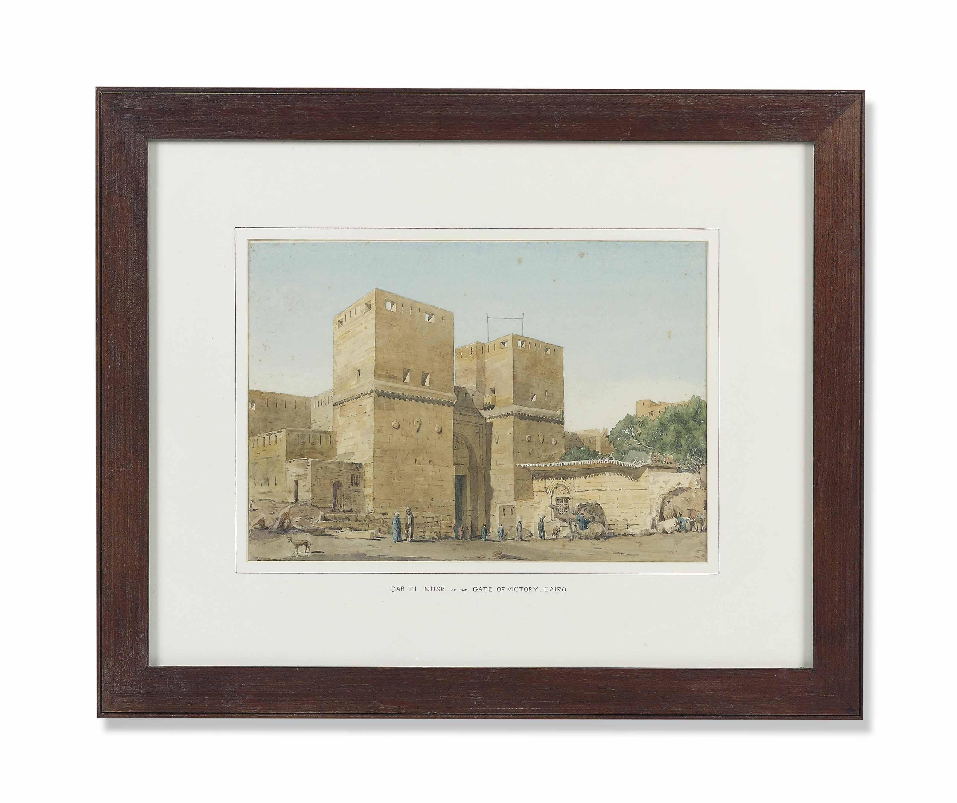 Bab al-Nusr, Cairo (Gate of Victory)