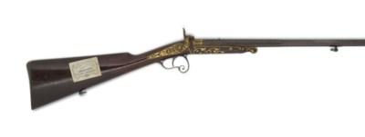 A FINE 8mm (RIMFIRE) LEFAUCHEU
