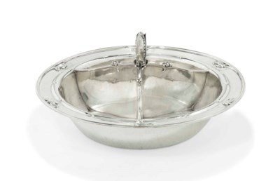 A DANISH DIVIDED SERVING-DISH
