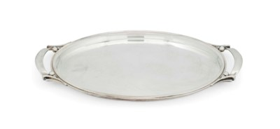 A DANISH TRAY DESIGNED BY HARA