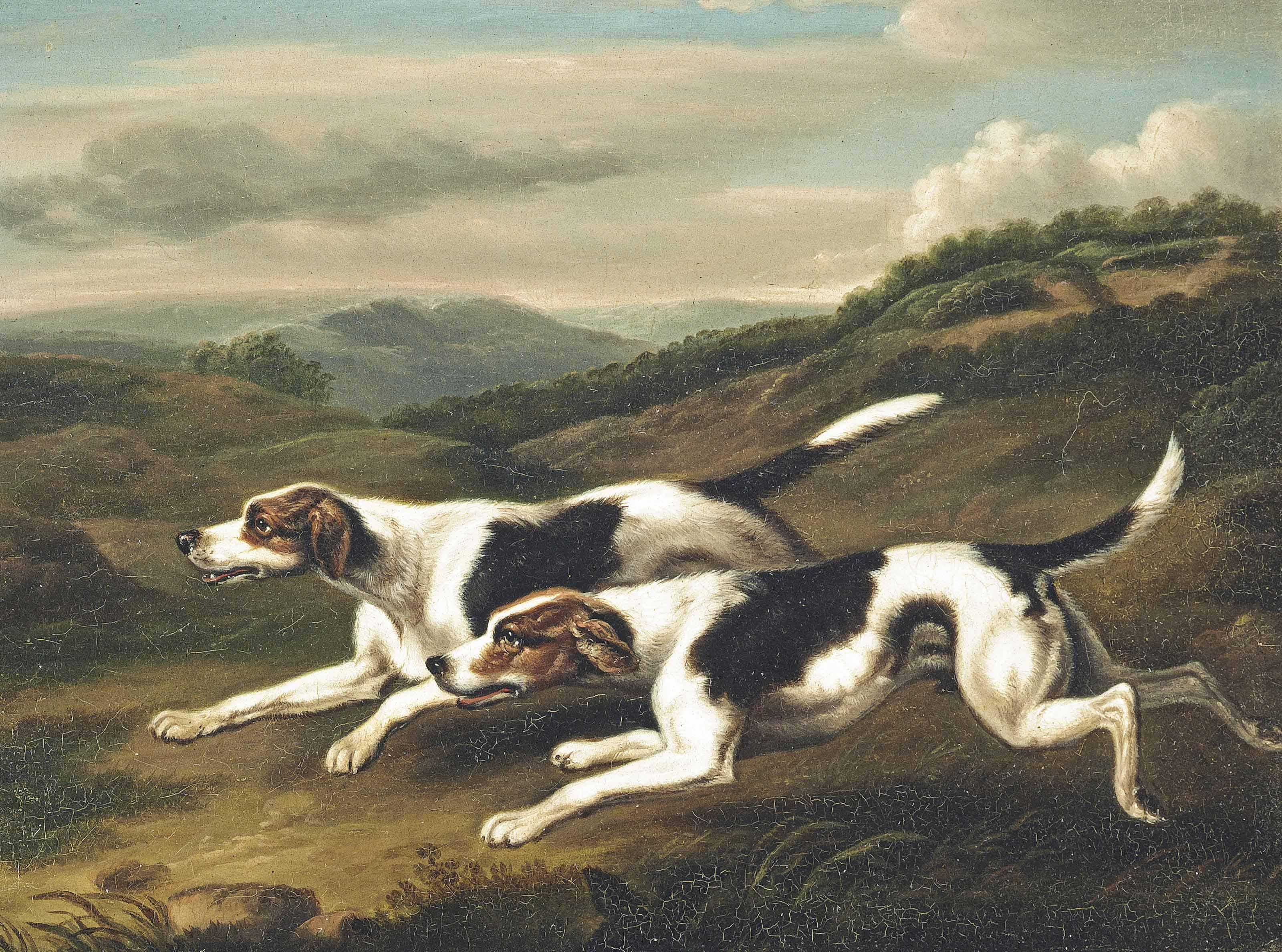Samuel Raven (1775-1847), after Philip Reinagle