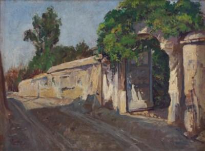 Youssef Kamel (Egyptian, 1890-