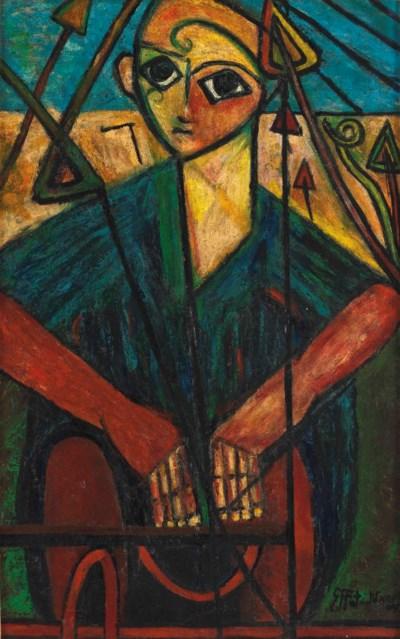 Effat Naghi (1905-1994)