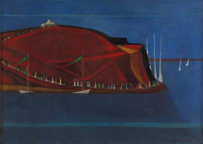 Seif Wanly (Egyptian, 1906-197