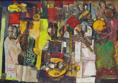 Georges Bahgory (Egyptian, b.