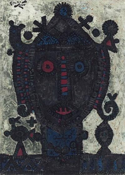 Mansour Qandriz (Iranian, 1935