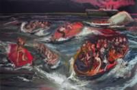 Sinking of a book by Omar Khayyam