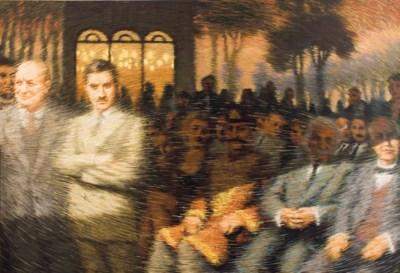 Mehrdad Mohebali (Iranian, b.
