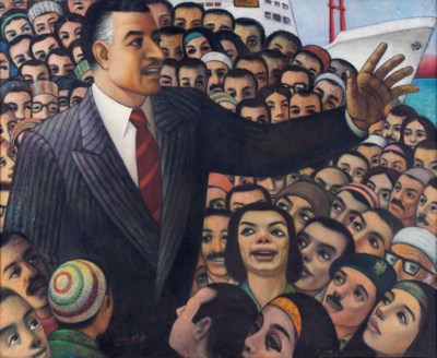 Hamed Ewais (Egyptian, 1919-20