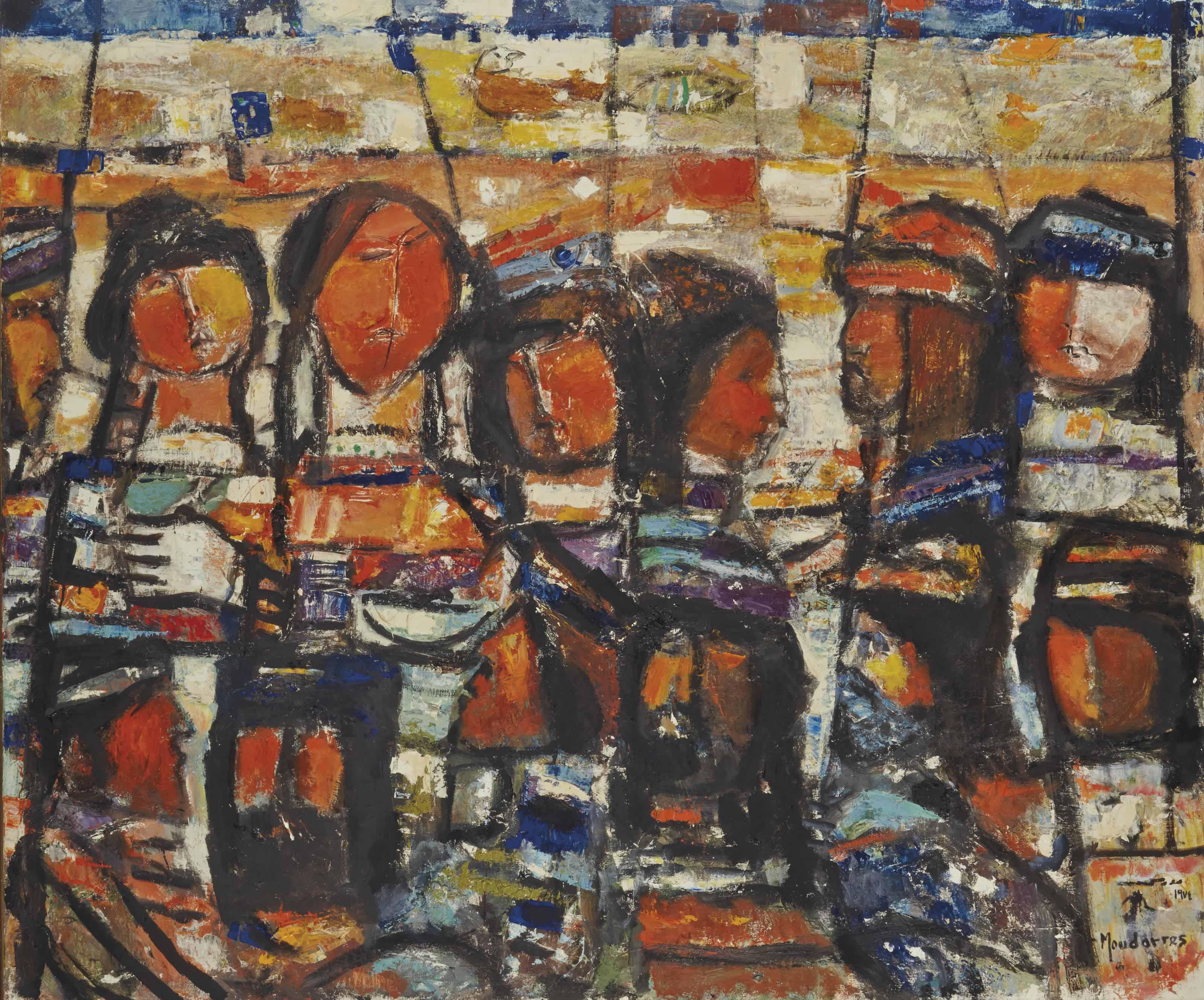 Al Asha'a Al Akhir (The Last Supper)