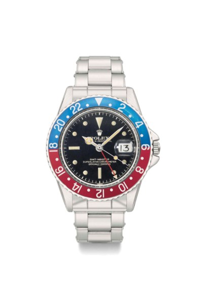 Rolex. A rare stainless steel