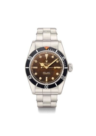 Rolex. A highly captivating an