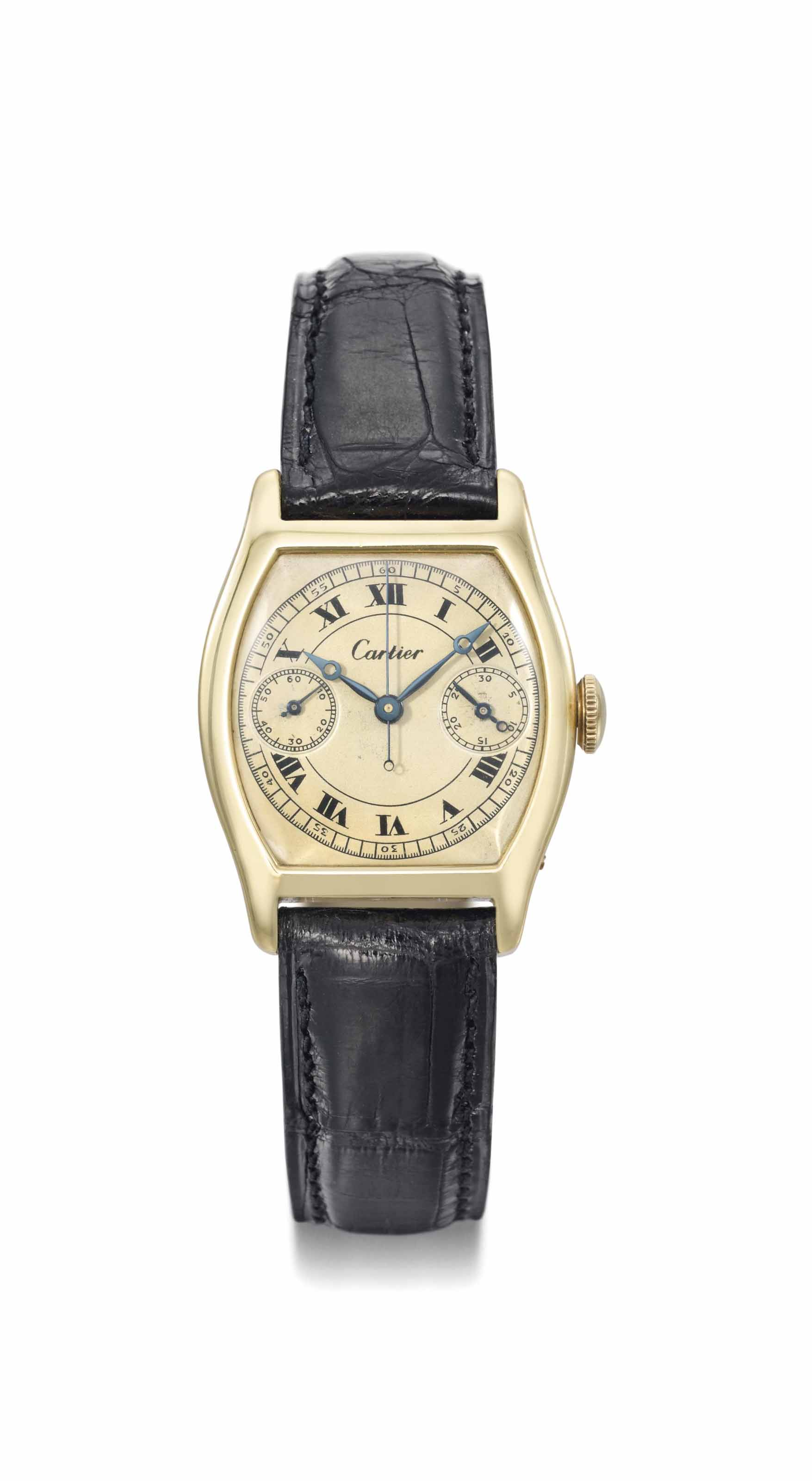 Cartier. A fine and extremely