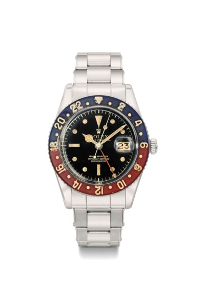Rolex. A very rare and highly