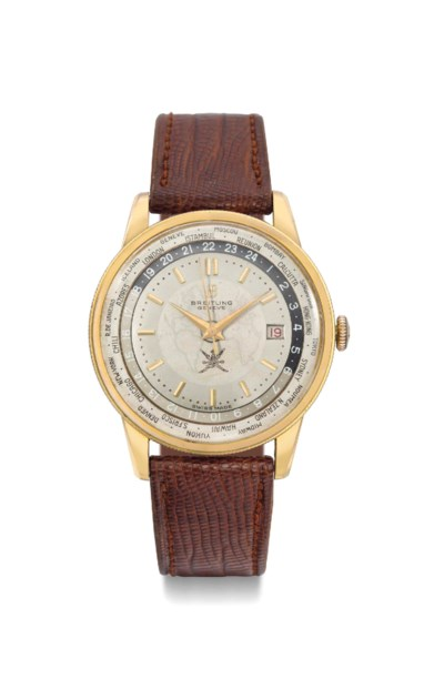 Breitling. A rare and unusual