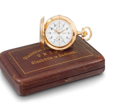 Uhrenfabrik Union. A fine and