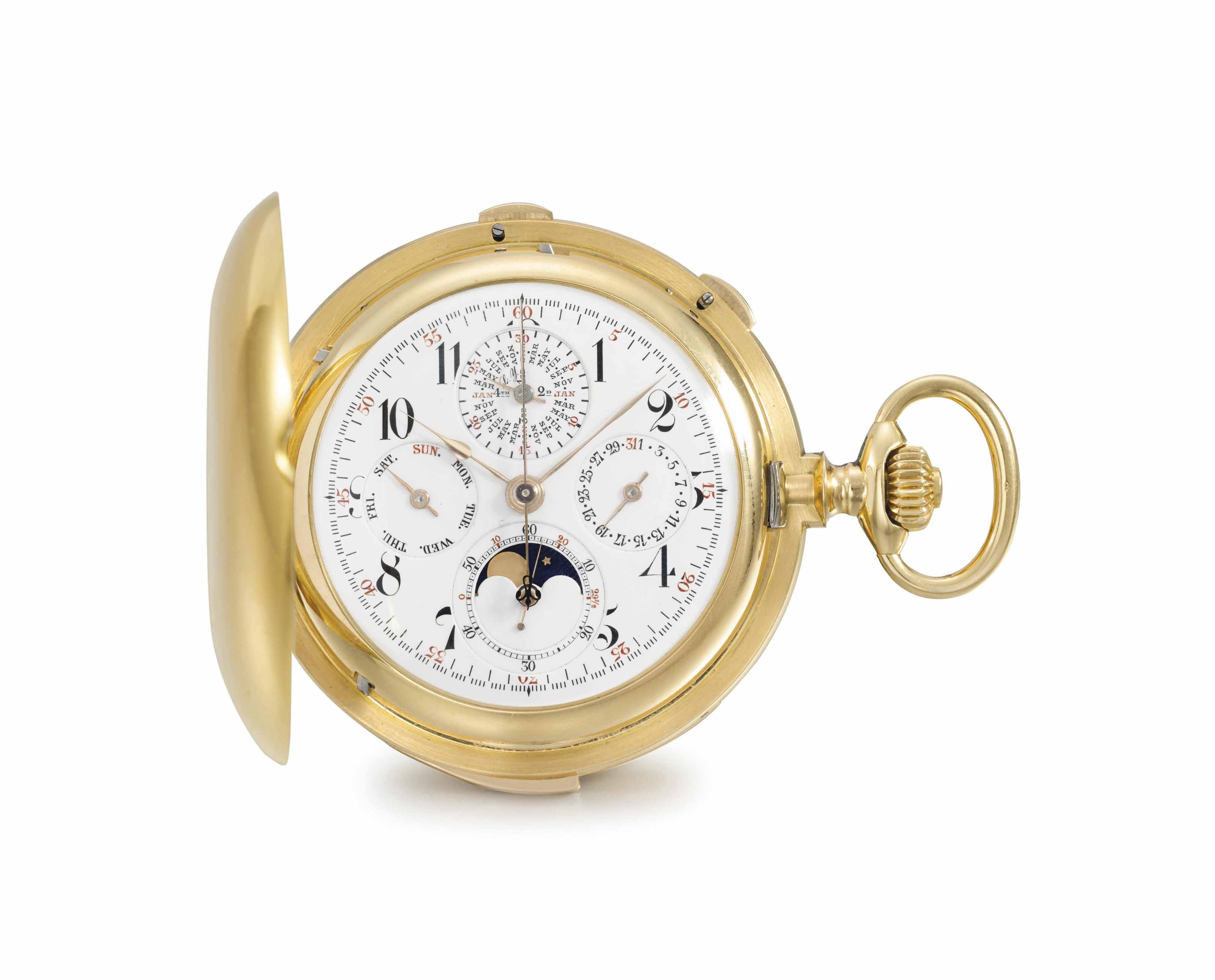 Audemars Piguet for Vacheron C
