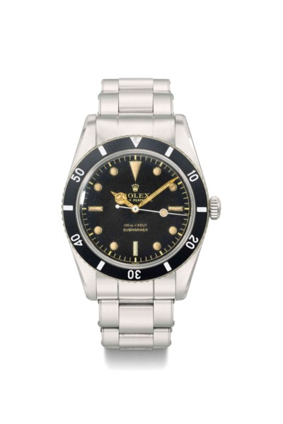 Rolex. An attractive and rare