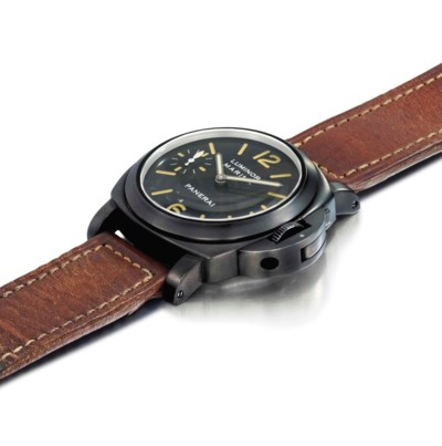 Panerai. A large and very rare