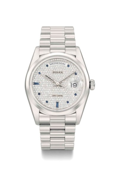 Rolex. An extremely fine and a