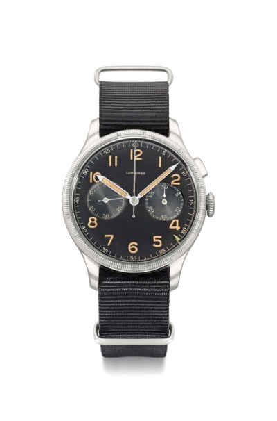 Longines. An attractive and ra