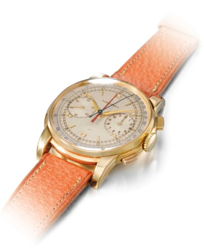 Longines. A rare and attractiv