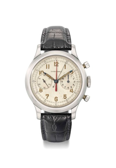 Longines. A large and attracti