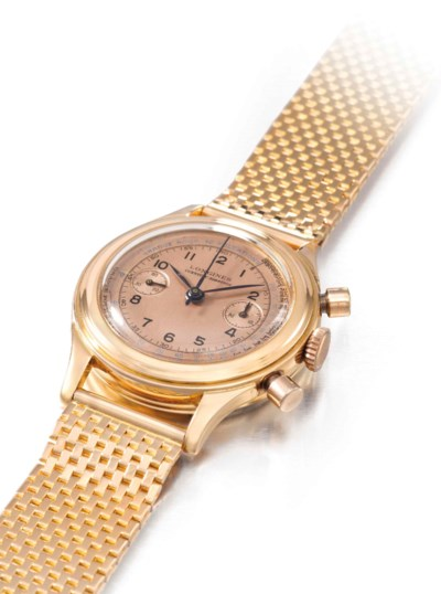 Longines. A very attractive an